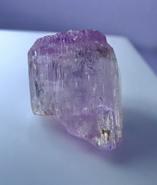 NR!!!! 184.25 CTs Natural - Unheated Pink Kunzite Crystal
