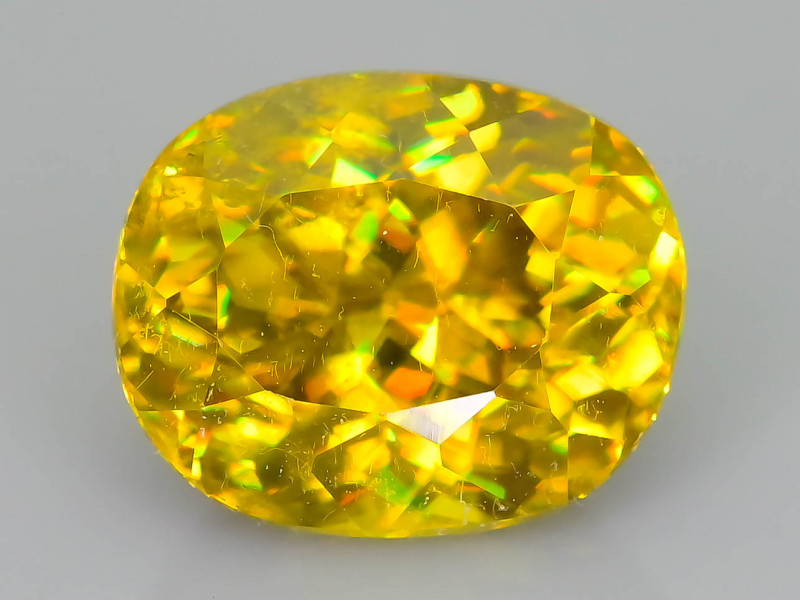 Rare AAA Fire 1.44 ct Sphene Sku-62