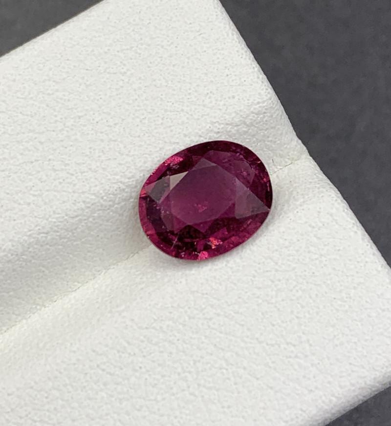 1.77 CT Rubellite Tourmaline Gemstones