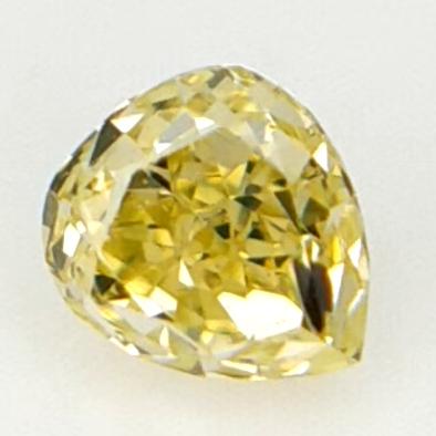 0.12 cts , Pear Modified Brilliant Cut Diamond , Loose Natural Diamond
