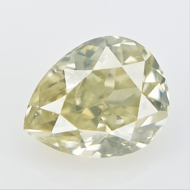 0.10 cts ,Light Colored Diamond , Loose Natural Diamond