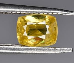 Natural Beautiful Yellowish Sphene 0.45 CTS