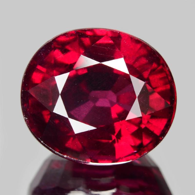 9.86 Cts Amazing Rare PINKISH-RED Natural Rhodolite Garnet Gemstone