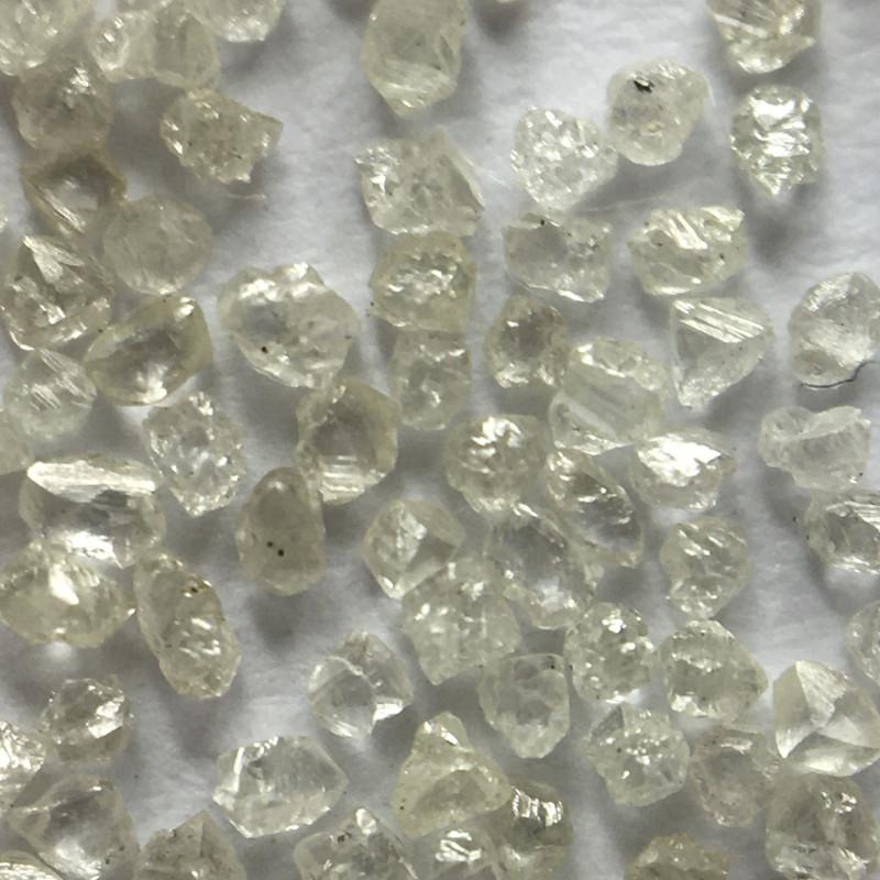 For Bruno ! 0.94ct 235 x Extraordinary Rough Diamond Crystals