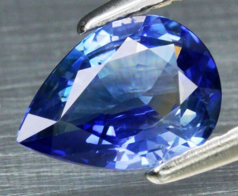 1.01ct. 100% Natural Earth Mined Blue Sapphire Ceylon