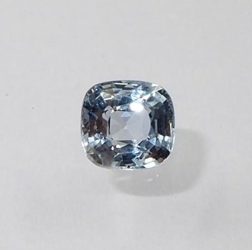 1.42ct clean unheated sapphire