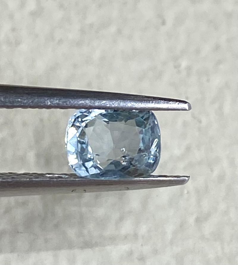 1.14ct unheated sapphire