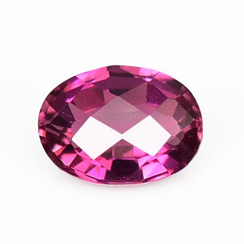 *No Reserve*Pink Tourmaline 0.74 Cts Fancy Natural Loose Gemstone