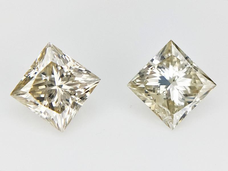 2/0.40 cts , Natural Colored Diamond , Loose Diamond Gemstones