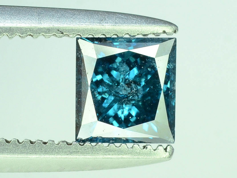 Top Quality 0.60 ct Blue Diamond