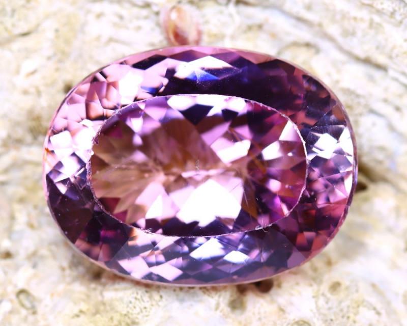 Pink Kunzite 64.80Ct Natural Pakistan Purplish Pink Kunzite DR529/B46
