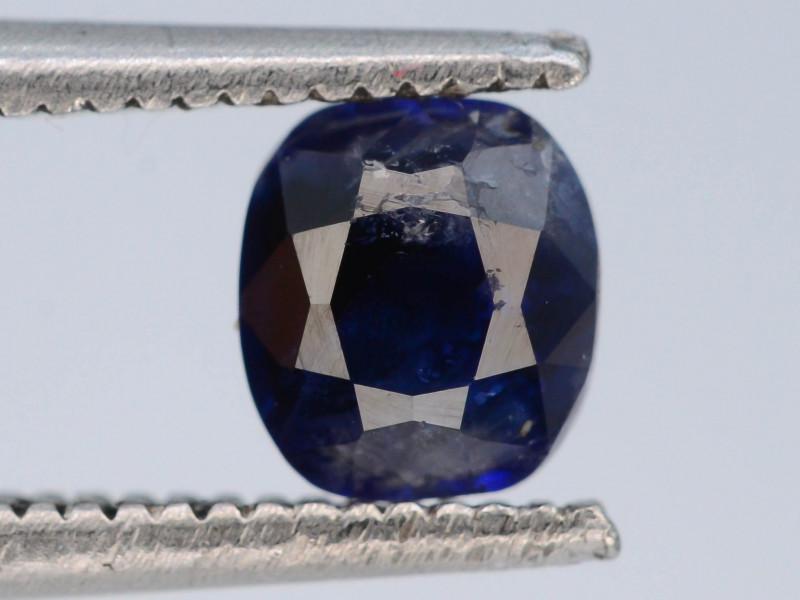 Top Color 1.0 ct Natural Blue Sapphire