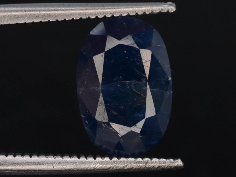 Top Color 3.45 ct Natural Blue Sapphire