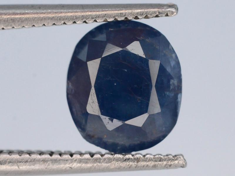 Top Color 2.20 ct Natural Blue Sapphire