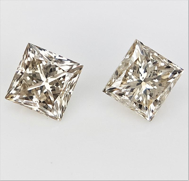 2/0.41 cts , Loose Natural Diamonds , Polished Diamonds
