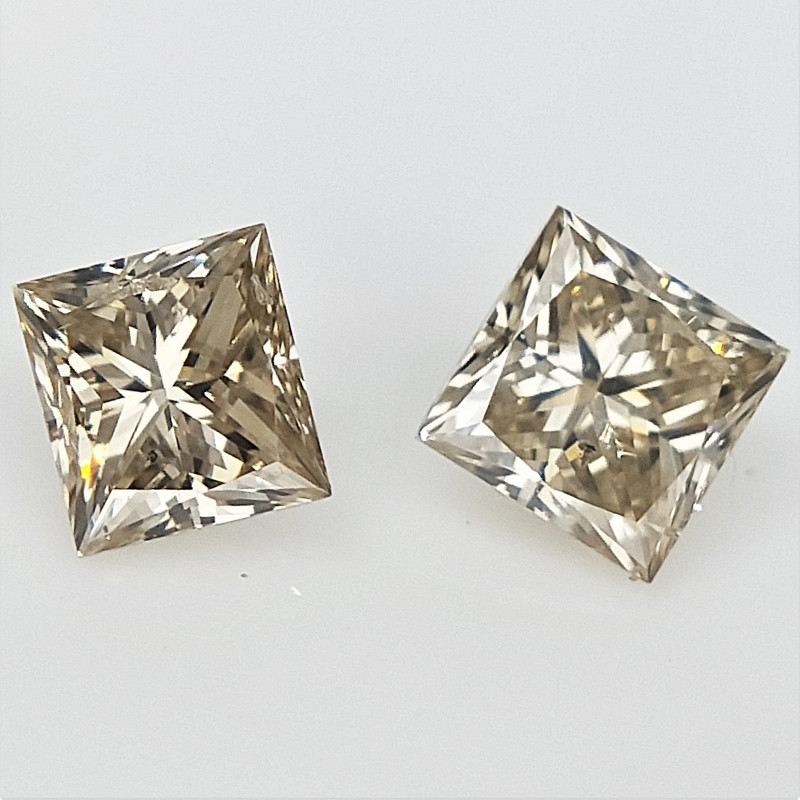 2/0.29 cts , Color Diamond , Jewelry Quality Diamond
