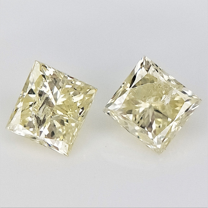 2/0.30 cts , Genuine Diamonds , Loose Setting Diamonds