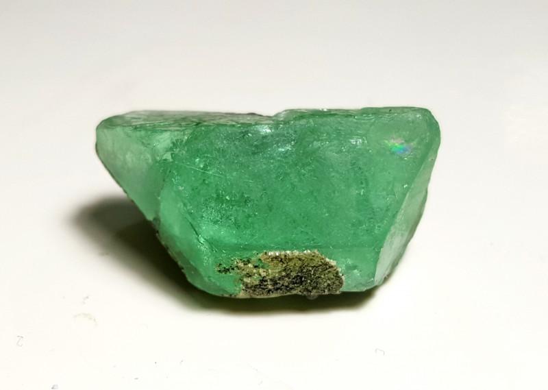 Amazing Natural color Damage free cute Fluorite specimen 35Cts-Pak