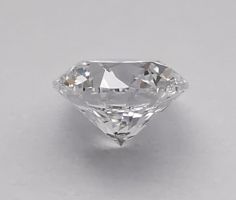 0.80 CT natural diamond D color IF GIA