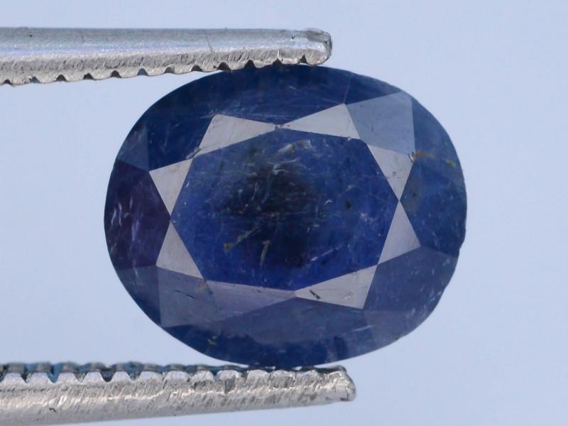 Top Color 1.80 ct Natural Blue Sapphire