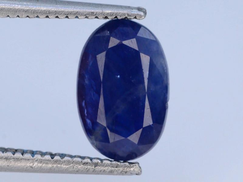 Top Color 1.65 ct Natural Blue Sapphire