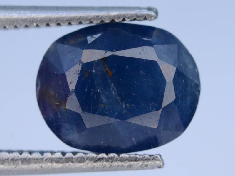 Top Color 2.80 ct Natural Blue Sapphire
