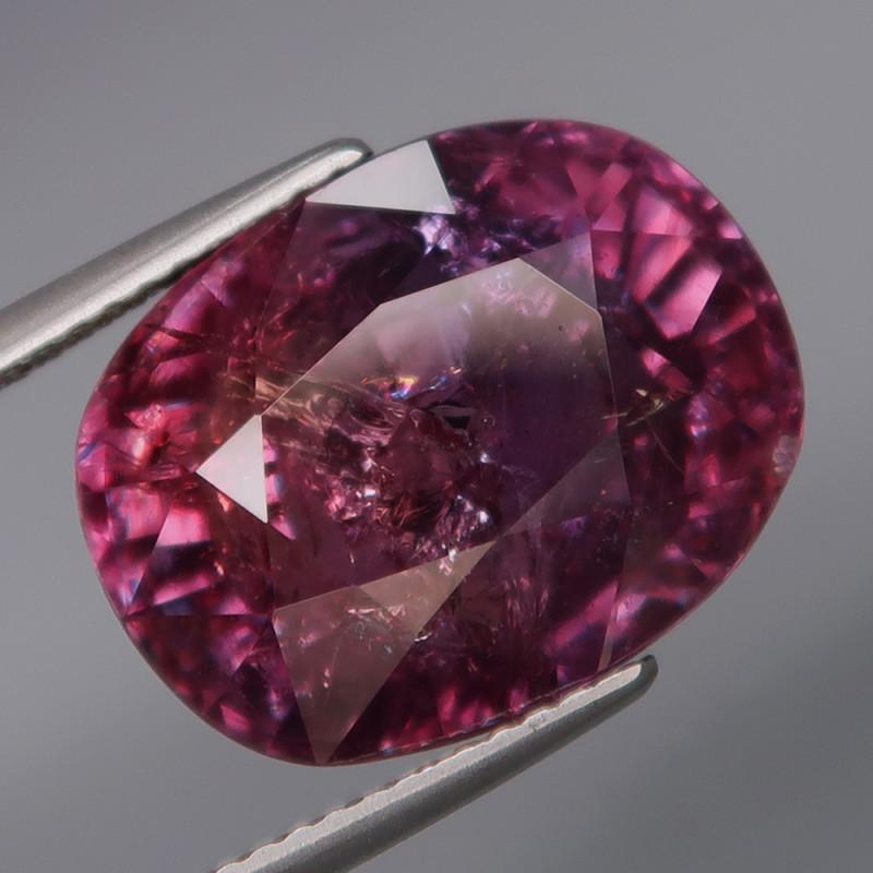 RARE 18.22 Ct.  Ravishing Color  HUGE Pink Purple Natural Earth Mined Sapph