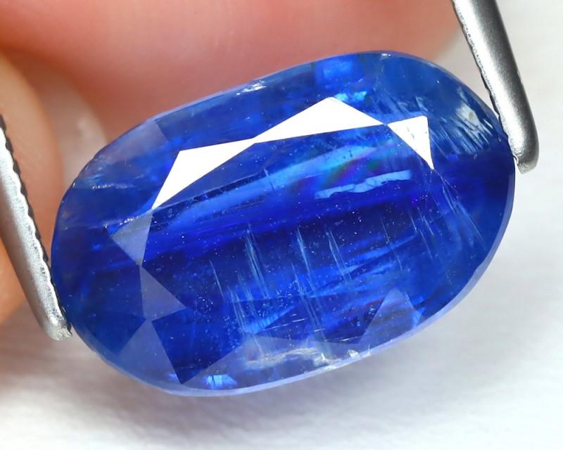 Kyanite 4.15Ct Oval Cut Natural Himalayan Blue Kyanite B2405