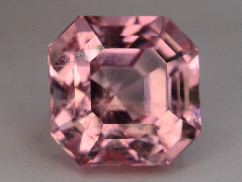Majestic Color 4.75 ct Natural Afghan Baby Pink Tourmaline