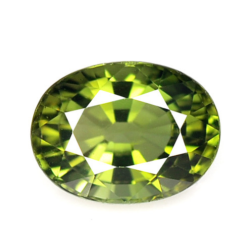 Tourmaline 1.69 Cts Fancy Natural Green