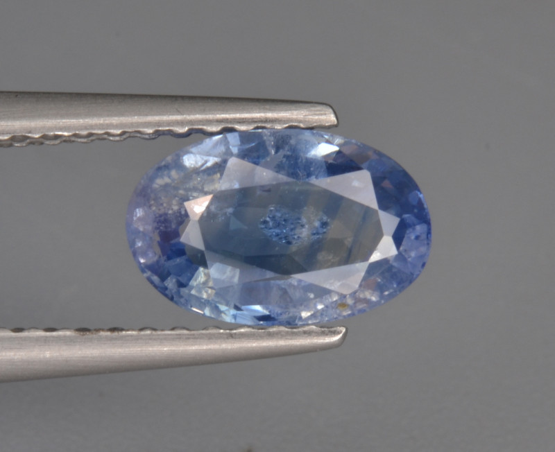 GIA Certified Blue Sapphire 1.49 Cts from Kashmir (jammu)
