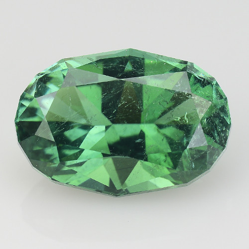2.98 CT AFHANISTAN TOURMALINE BLUE GREEN COLOR AT1