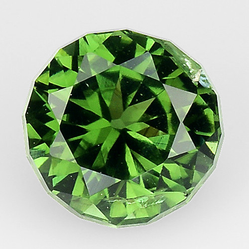 0.47 CT AFHANISTAN TOURMALINE BLUE GREEN COLOR AT39