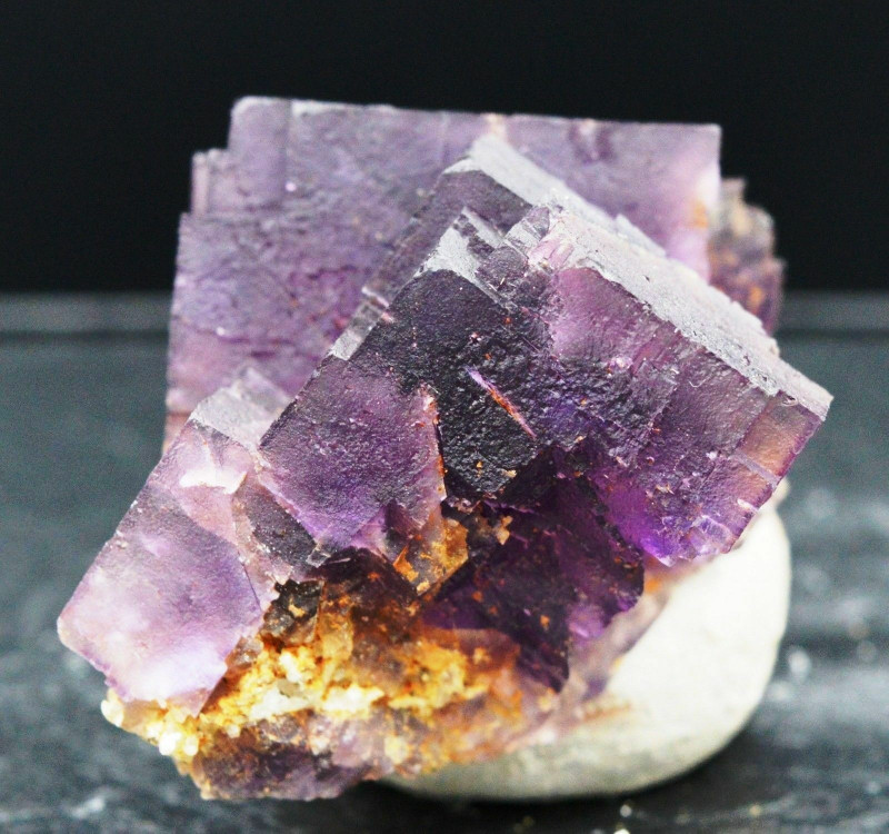 Fluorite 59 grammes - Cave In Rock District, Illinois, USA
