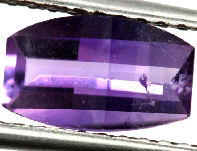 AMETHYST FACETED STONE 1.40 CTS CG - 484