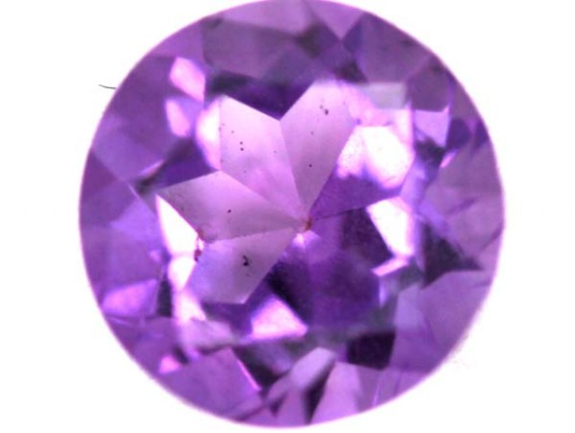 AMETHYST FACETED STONE 2.30 CTS CG - 224