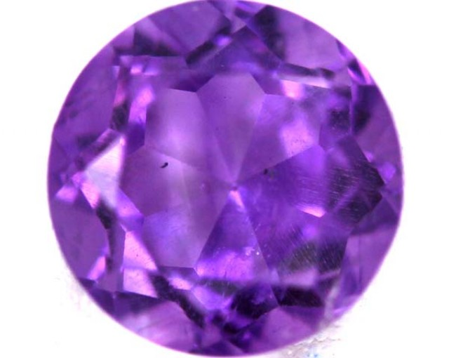 AMETHYST FACETED STONE 2.70 CTS CG - 220
