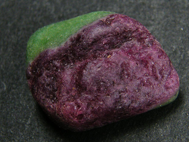 HAND PICKED  RUBY -ZOISITE ROUGH   47.70CTS  GTT345