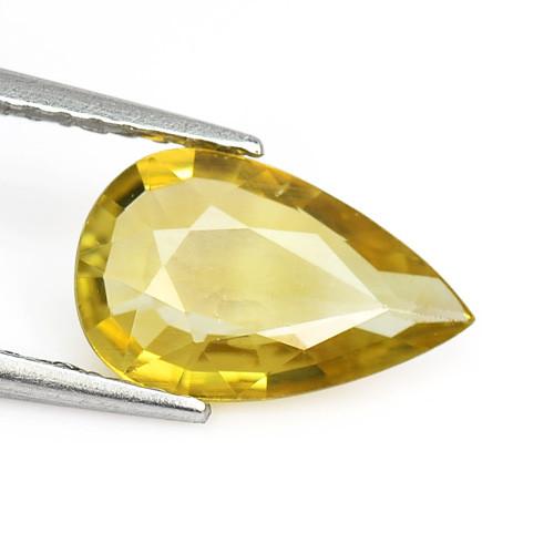 1.50 Cts  Yellowish Green Color Natural Chrysoberyl AlexandariteGemstones