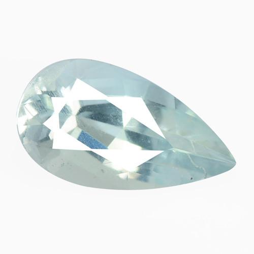 *NoReserve*Aquamarine 1.54 Cts Blue Natural Gemstone