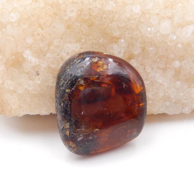 52cts Beautiful amber gemstone, healing stone H1138
