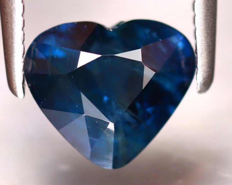 Blue Sapphire 1.52Ct Natural Blue Sapphire EE2616/B25