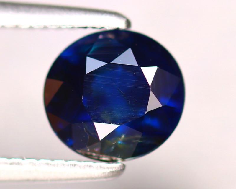 Blue Sapphire 1.08Ct Natural Blue Sapphire EE2618/B25