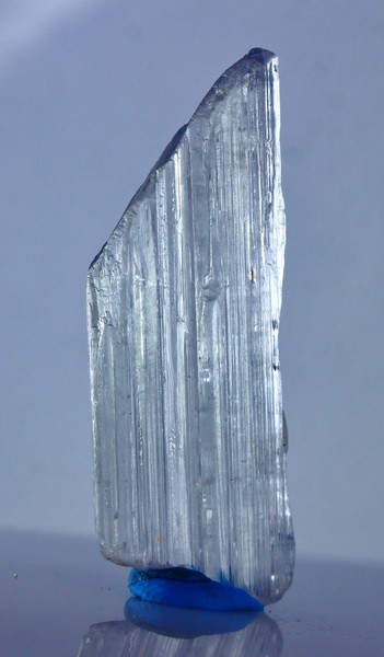 NR!!!! 36.45 CTs Natural & Unheated~ White Kunzite Crystal