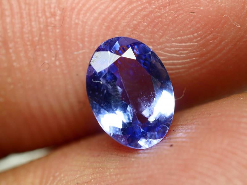 0.990CRT BEAUTY TANZANITE PURPLE BLUE -
