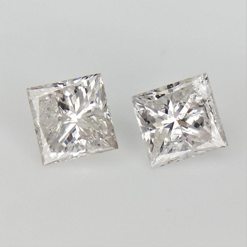 2/0.17 cts , Fancy Shaped Diamonds  Beautiful Sparkling Diamonds