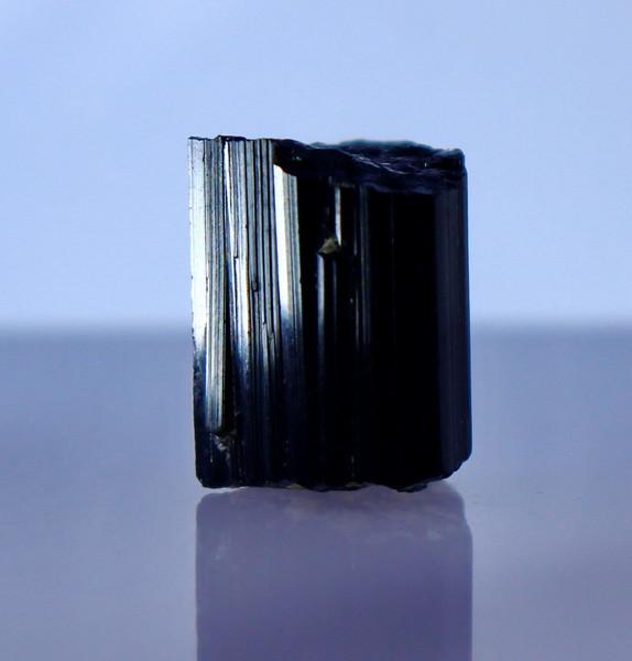 NR!!!! 18.30 CTs Natural & Unheated~ Black Tourmaline Crystal