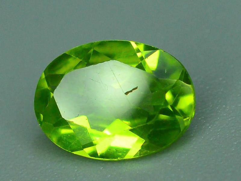 0.95 Ct Natural Green Peridot