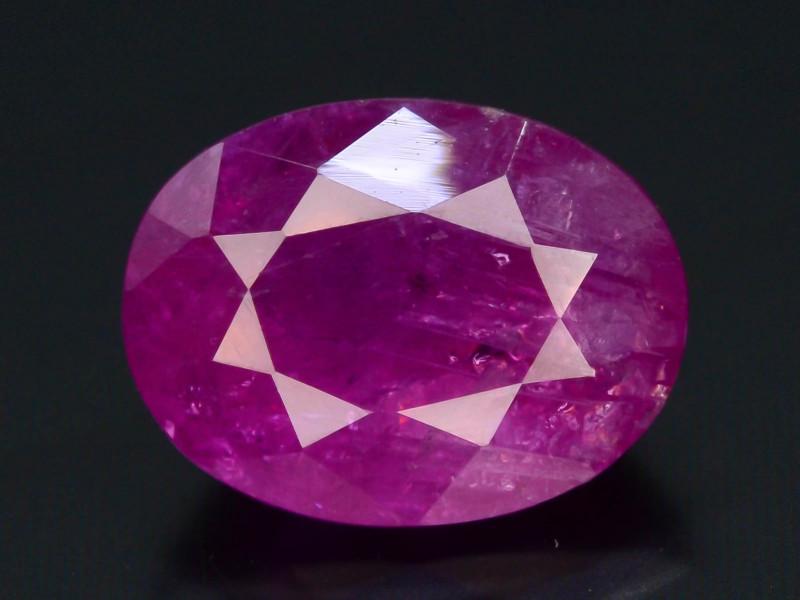 2.65 ct Natural Ruby ~ Jagdalek Afghanistan tz