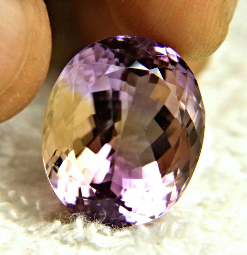 27.79 Carat VVS Bolivian Natural Ametrine - Gorgeous